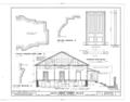 Queen Emma's Summer Palace, 2913 Pali Highway, Honolulu, Honolulu County, HI HABS HI,2-HONLU,24- (sheet 5 of 6).png