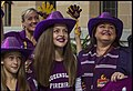 Queensland Netball Firebirds parade day-1 (19201100141).jpg