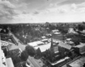Queensland State Archives 198 Brisbane looking north west from the Brisbane City Hall clock tower c 1934.png
