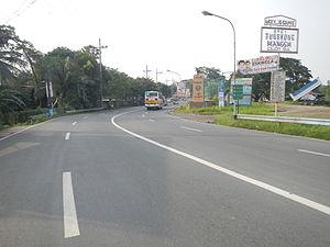 San Jose del Monte - Quirino Highway