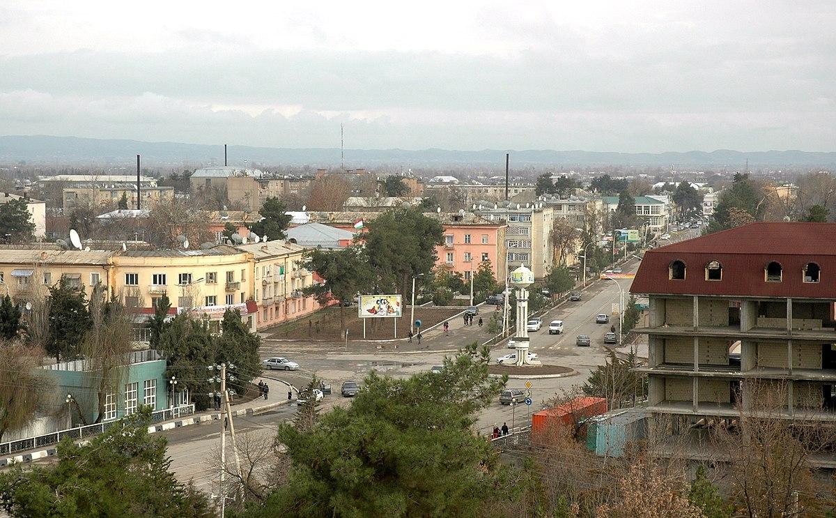 Kurgan-Tyube City