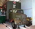 RAF WWII mobile dental surgury, Shropshire Model Show 2015, RAF Museum Cosford. (17045341050).jpg