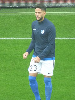 Jérôme Mombris football player from France