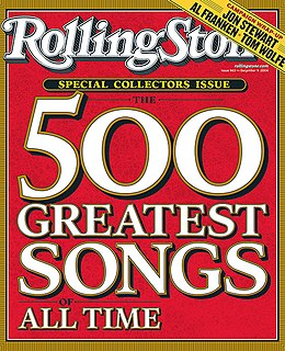 """<i>Rolling Stone</i><span class=""""nowrap"""" style=""""padding-left:0.1em;"""">'</span>s 500 Greatest Songs of All Time List of greatest songs"""