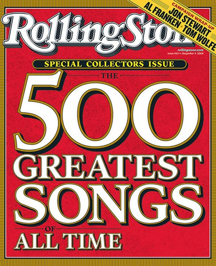 Rolling Stone cover from 2004. RS 500 Front Cover.jpg