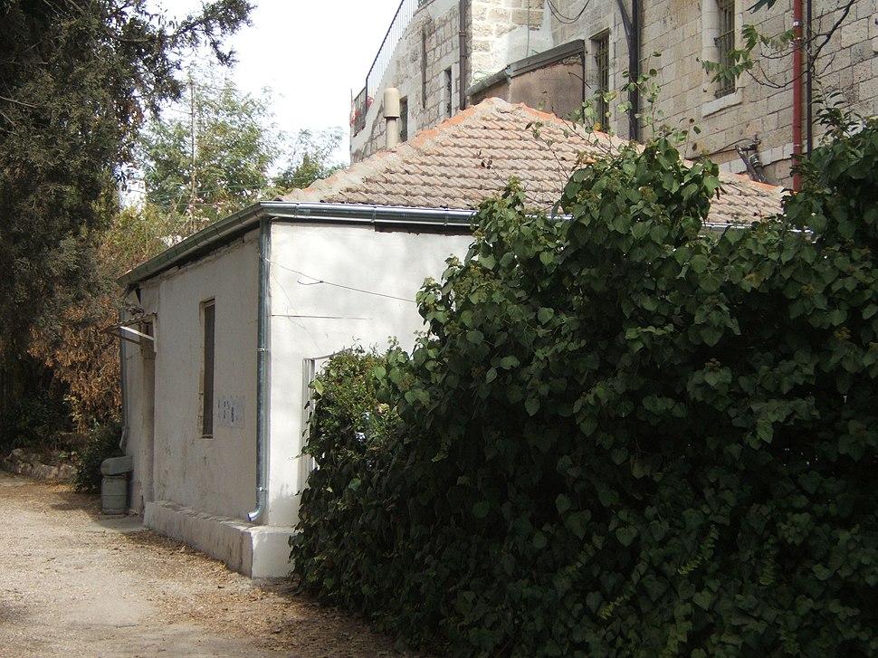 Rachel Bluwstein House Street of Prophets