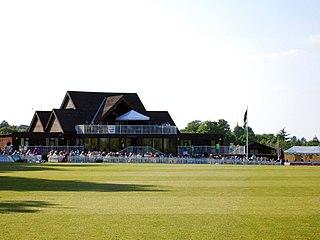 Brunton Memorial Ground Cricket ground