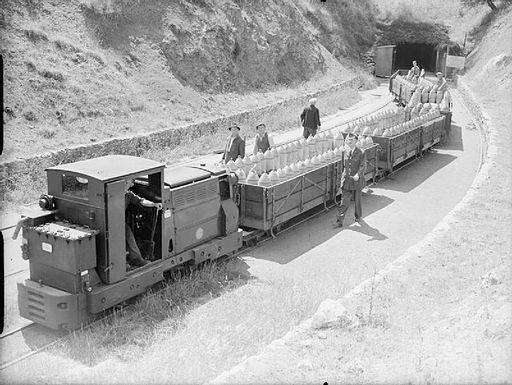 Raf fauld train