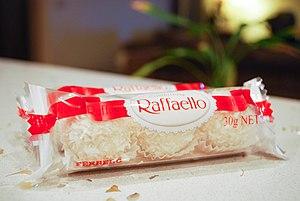 Raffaello (confection) - Raffaello