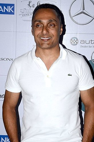 Rahul Bose - Bose at Four Season's new lounge launch