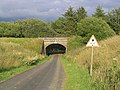 Railway bridge at Steele Road - geograph.org.uk - 521176.jpg