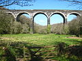 Railway viaduct at Trenowth (geograph 2352295).jpg