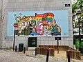 Ralf König mural Brussels.jpg