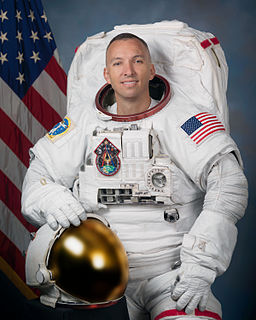 Randolph Bresnik United States Marine Corps officer and a NASA astronaut on three expeditions