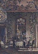 Ranken, William Bruce Ellis; The Gasperini Room, Royal Palace, Madrid, Spain