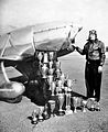 Rankin Field - Tex Rankin and his Flying Awards.jpg