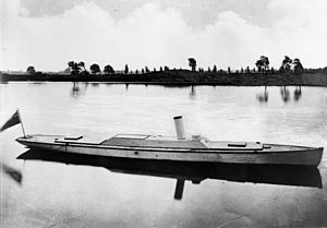 John I. Thornycroft & Company - The Rap of 1873 marked the start of Thornycroft's torpedo boat business.