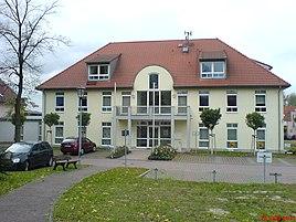 Waltersdorf town hall
