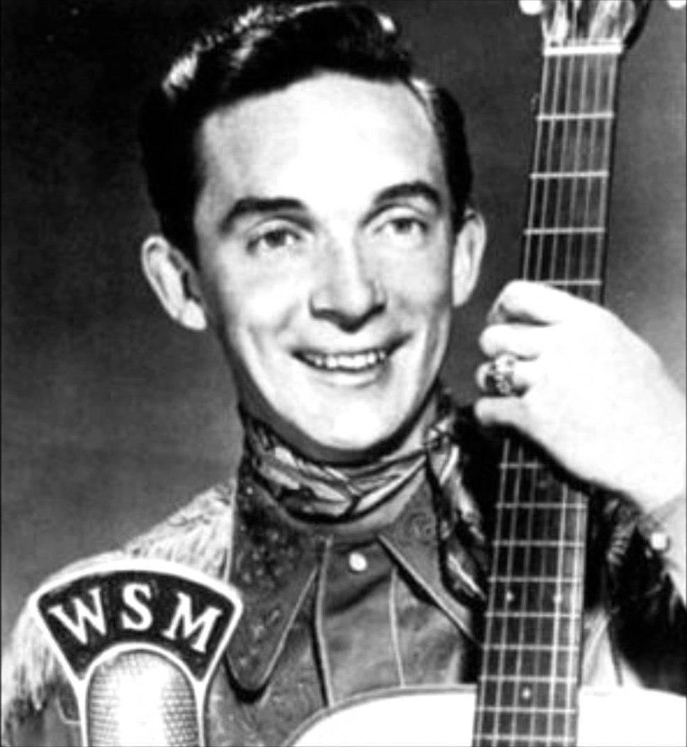 Ray Price WSM publicity portrait