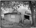 Rear from southwest - 832 Martin Luther King Jr. Parkway (Cottage), Des Moines, Polk County, IA HABS IOWA,77-DESMO,27-5.tif