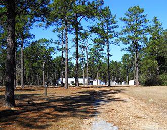 Red Creek Wildlife Management Area (Mississippi) - Headquarters Complex