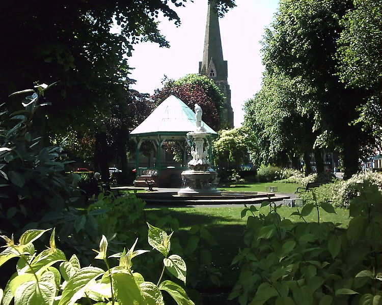 Redditch Church Green