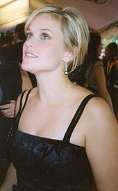Witherspoon at the premiere of Walk the Line, 2005