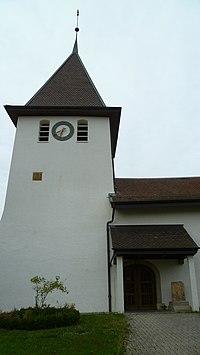 Reformed Church of Saint-Maurice Penthaz.JPG