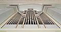 Reformierte Kirche Wattwil central section of the organ detail.jpg