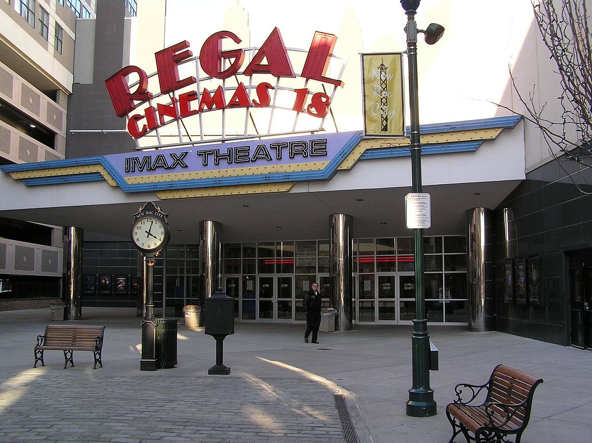 Regal Entertainment Group Wikipedia