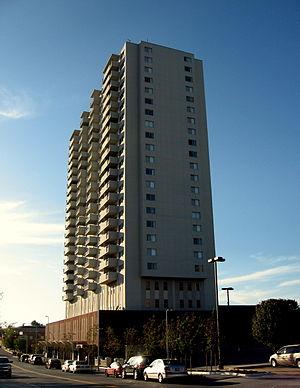 Regency Tower - Image: Regency Tower, OKC