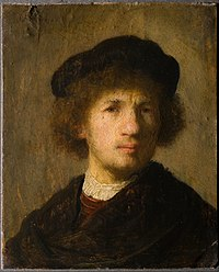 Rembrandt Harmensz. van Rijn - Selfportrait - Google Art Project.jpg