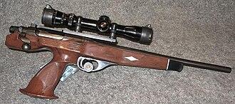 Remington XP-100 - The Remington XP-100