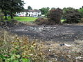 Remnants of Bonfire, Barrack Hill - geograph.org.uk - 1398223.jpg