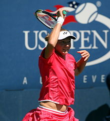 Renata Voráčová at the 2012 US Open.jpg