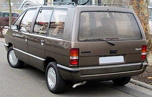 Renault Espace - Pre facelift Renault Espace diesel
