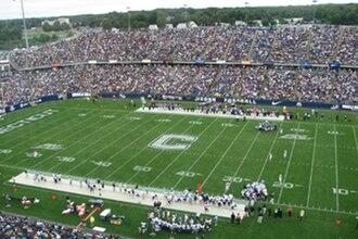 Pratt & Whitney Stadium at Rentschler Field - Image: Rentschler Field
