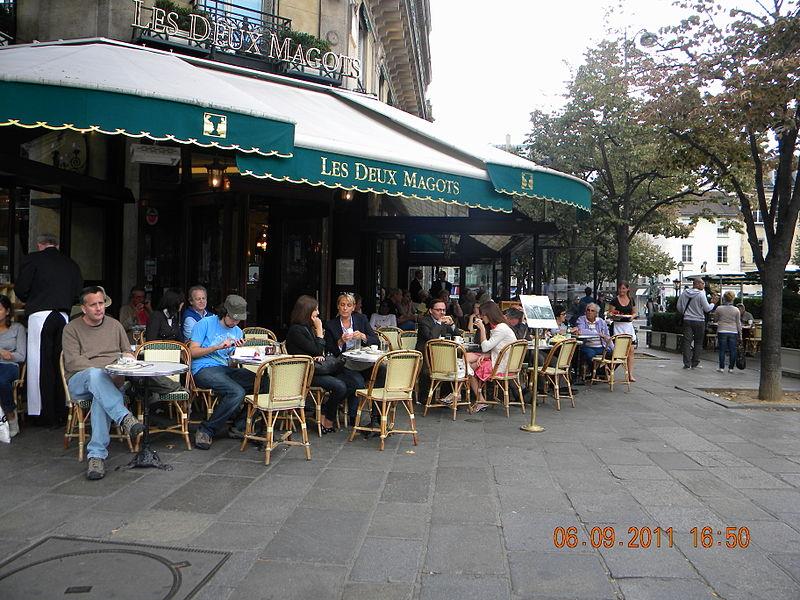 Restaurant Saint Germain Le Vasson