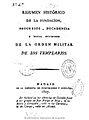 Resumen histórico ... de los Templarios 1807.jpg