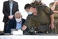 Reuven Rivlin visiting IDF Multidimensional Unit, December 2020 (TLV 6637).jpg