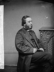 Revd D Saunders (1831-92)