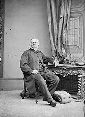 Revd William Rees (Gwilym Hiraethog, 1802-83) (1863)