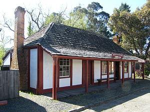 Cobb & Co - Image: Rhoden's Halfway House