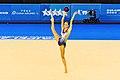 Rhythmic gymnastics at the 2017 Summer Universiade (36386772044).jpg