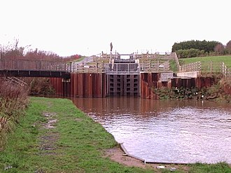Ribble Link - The 3-rise staircase locks