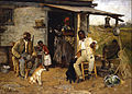 Richard Norris Brooke - A Dog Swap - Google Art Project.jpg