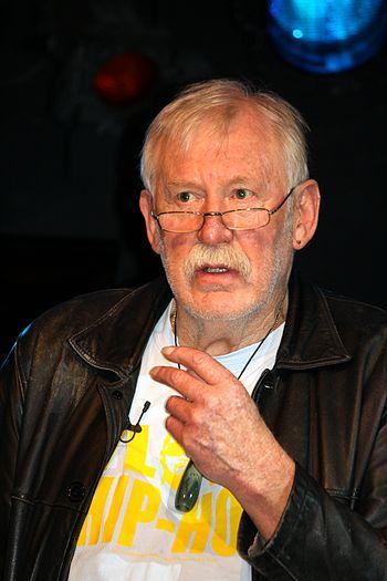 English: Richard Nunns in September 2011.