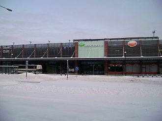 Riihimäki - Travel Centre
