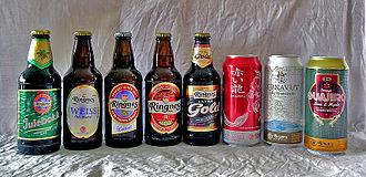 Ringnes - Ringnes beers