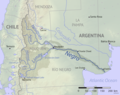 Rio Negro Argentina map.png